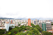 Belo Horizonte_MG, Brasil...Vista panoramica de Belo Horizonte, Minas Gerais. Na foto cruzamento da avenida Brasil com a avenida Francisco Sales e a Santa Casa ao lado esquerdo e Faculdade de Ciências Médicas a direita...Panoramic view of Belo Horizonte, Minas Gerais. In this photo intersection between Brasil avenue and Avenida Francisco Sales and Santa Casa on the left and Ciencias Medicas College on the right.. .Foto: NIDIN SANCHES / NITRO