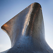 Soumaya art museum - Mexico City
