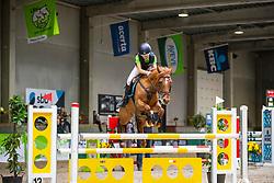 Van Hoeck Joppe, BEL, Summer<br /> Nationaal Indoor Kampioenschap Pony's LRV <br /> Oud Heverlee 2019<br /> © Hippo Foto - Dirk Caremans<br /> 09/03/2019