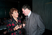 KATHY LETTE; MARK SHEPHERD, The Little Dog Laughed After party. Trafalgar Hotel. London. 20 January 2010