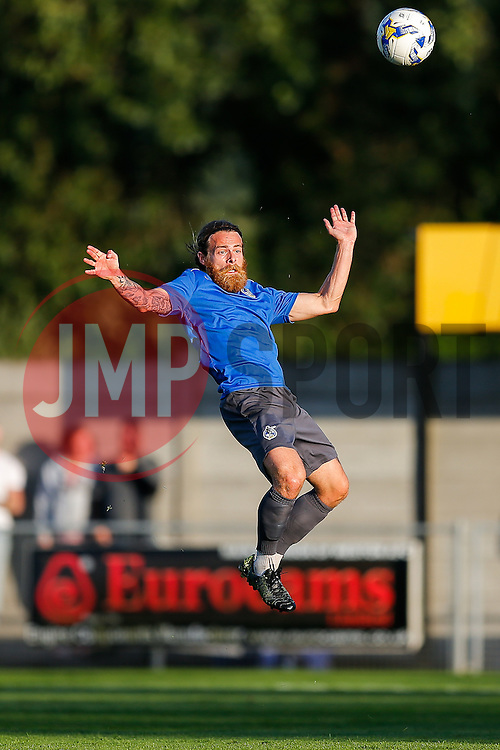 Stuart Sinclair of Bristol Rovers in action - Mandatory by-line: Rogan Thomson/JMP - 13/07/2016 - SPORT - Football - Woodspring Stadium - Weston-super-Mare, England - Weston-super-Mare AFC v Bristol Rovers - Pre Season Friendly.