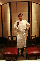 Chef Daniel Boulud...