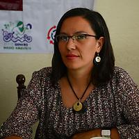 Toluca, México.- Livia Olvera, vocera de Códice, informó que realizaron un monitoreo en 30 restaurantes y discotecas de Toluca, Metepec y Naucalpan, y se detecto que en 7 de estos sitios no se acata la Ley de Protección ante la Exposición del Humo del Tabaco y en 10 mas simplemente se simula.  Agencia MVT / Crisanta Espinosa