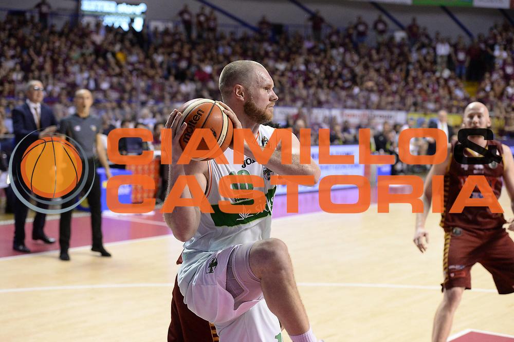 Leunen Maarten<br /> Umana Reyer Venezia - Sidigas Avellino<br /> Lega Basket Serie A 2016/2017<br /> Palyoff Semifinale Gara 1<br /> Venezia 26/05/2017<br /> Foto Ciamillo-Castoria