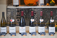 France, Cher (18), le Berry, village de Sancerre, vin local // France, Cher 18, Sancerre village, local wine