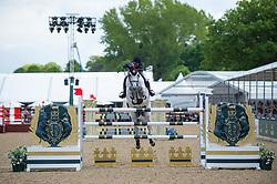 Springsteen Jessica, USA, Cynar W<br /> Rolex Grand Prix Jumping<br /> Royal Windsor Horse Show<br /> © Hippo Foto - Jon Stroud