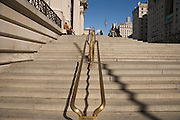 stairs in front of the Metropolitan Museum of Art in New York City
