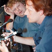 Premiere Rent a Friend iff, Theo van Gogh interviewt Eddy Terstall