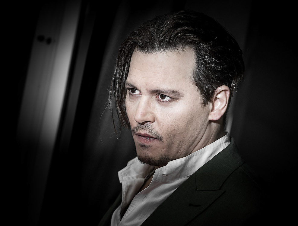 Johnny Depp -Actor -  <br />