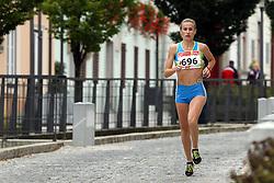 Sonja Roman at 3rd Marathon of Slovenske Konjice 2015 on September 27, 2015 in Slovenske Konjice, Slovenia. Photo by Matic Klansek Valej / Sportida