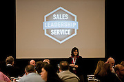 The 2013 TrueBlue sales leadership conference in Chicago, IL.