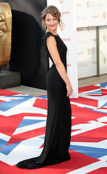 Paula Lane  arriving at the British Academy Television Awards in London, Sunday , 27th May 2012.  Photo by: Stephen Lock / i-Images