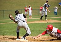 Baseball Winnisquam versus Berlin quarter final Class M Saturday, June 5,  2010.