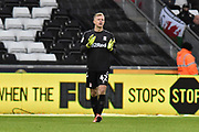 Aynsley Pears (42) of Middlesbrough during the EFL Sky Bet Championship match between Swansea City and Middlesbrough at the Liberty Stadium, Swansea, Wales on 14 December 2019.