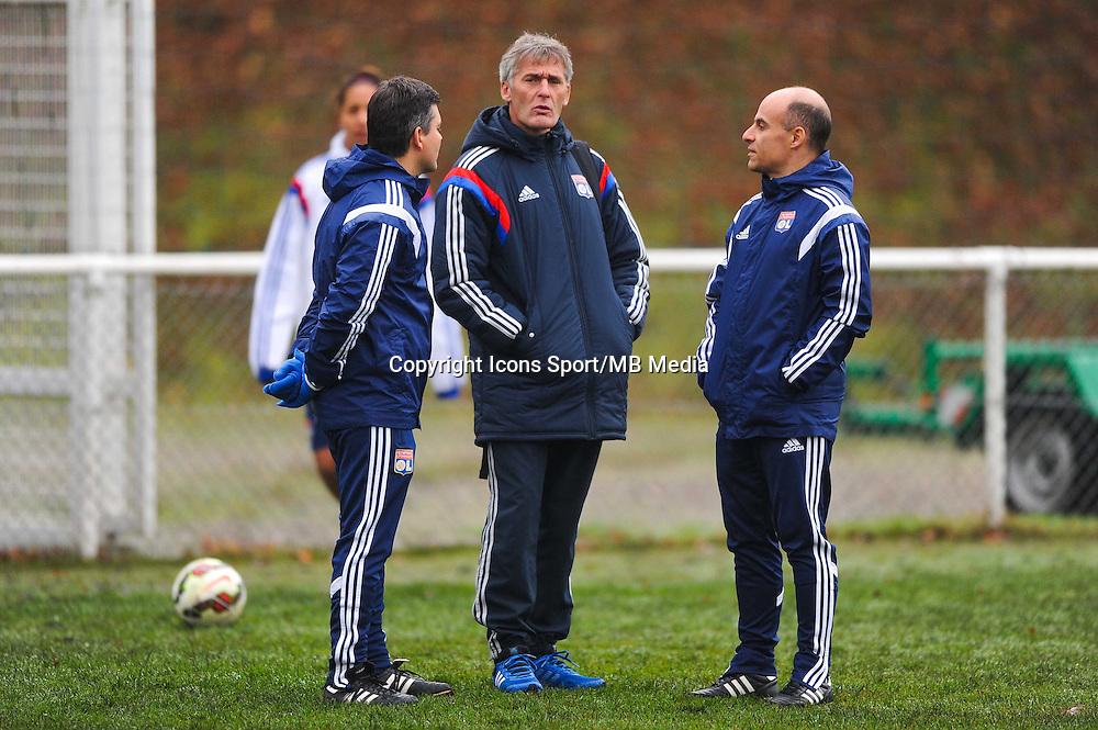 Gerard PRECHEUR  - 03.12.2014 - Saint Etienne / Lyon - 11eme journee de Division 1<br /> Photo : Thomas Pictures / Icon Sport