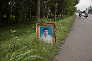 Mr Preecha Thongpaen, 57, was shot dead on a main road on 27 September 2002 in Thung Song district of Nakhon Si Thammarat Province, whilst campaigning against a poorly conceived sewage treatment plant. He was the leader of the Tambon Kuan Krod Environmental Conservation Group.