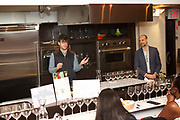 New York, NY - October 27, 2017: The JBF Greens presents a tasting class of the wines of the regions of Ribera del Duero and Rueda in Spain.<br /> <br /> CREDIT: Clay Williams.<br /> <br /> &copy; Clay Williams / claywilliamsphoto.com