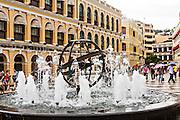 Senado Square or Senate Square in Macau.