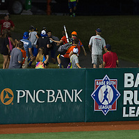 August 16, 2014: during the Cal Ripken 12u 70-foot World Series World Championship at the Ripken Experience powered by Under Armour in Aberdeen, Maryland on August 16, 2014. Eric Patterson/Ripken Baseball/CSM