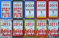 France, Cher (18), Bourges, guide Petit Futé // France, Cher (18), Bourges, guidebook Petit Futé