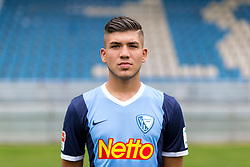 07.07.2015, Rewirpower Stadion, Bochum, GER, 2. FBL, VfL Bochum, Fototermin, im Bild Goekhan Guel (Bochum) // during the official Team and Portrait Photoshoot of German 2nd Bundesliga Club VfL Bochum at the Rewirpower Stadion in Bochum, Germany on 2015/07/07. EXPA Pictures &copy; 2015, PhotoCredit: EXPA/ Eibner-Pressefoto/ Hommes<br /> <br /> *****ATTENTION - OUT of GER*****