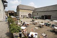 BELGIE - Clubhuis in boerderij  Golfbaan FIVE NATIONS GOLFCLUB - FOTO KOEN SUYK