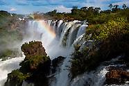 Iguazu Falls, Argentina and Brazil border