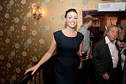 SURANNE JONES, Caryl Churchill's Top Girls opening night at the Trafalgar Studios. Party afterwards in Walker's Court. London. 16 August 2011. <br /> <br />  , -DO NOT ARCHIVE-© Copyright Photograph by Dafydd Jones. 248 Clapham Rd. London SW9 0PZ. Tel 0207 820 0771. www.dafjones.com.
