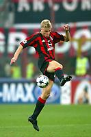 Milano 16/9/2003 <br />Champions League <br />Milan Ajax 1-0 <br />Martin Laursen (Milan)  <br />Foto Andrea Staccioli Graffiti