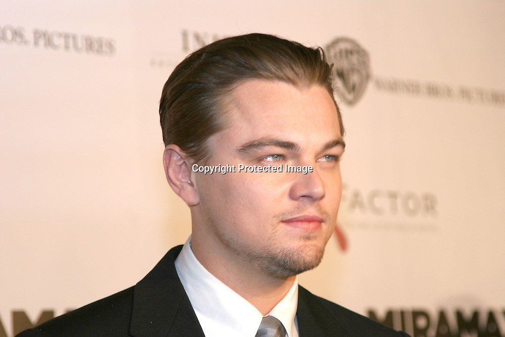 Leonardo DiCaprio<br />