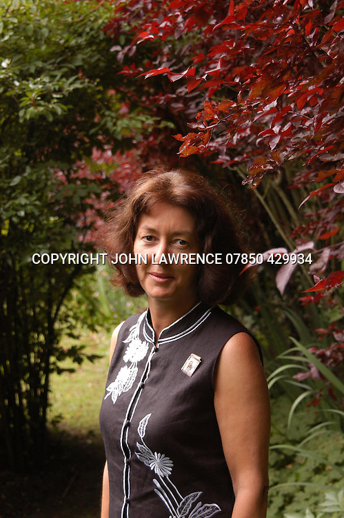 Geraldine McCaughrean, author<br />