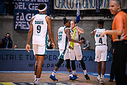 Tyler Stone<br /> Pallacanestro Cantu' - Basket Leonessa Brescia<br /> Basket Serie A LBA 2018/2019<br /> Desio 07 April 2018<br /> Foto Mattia Ozbot / Ciamillo-Castoria
