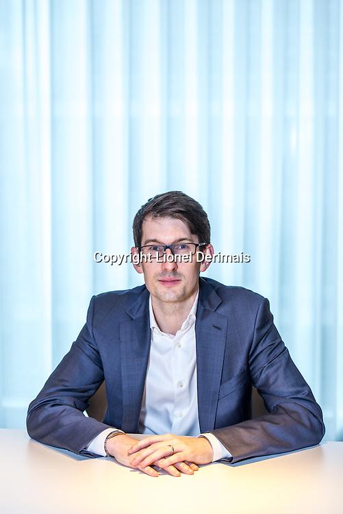Mark Jones, CFO of MAN Group.