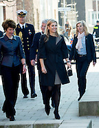 Queen Maxima opens Moneyweek, Vleuten14-03-2016