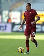 Udine, 06 gennaio 2015<br /> Serie A 2014/2015. 17^ giornata.<br /> Stadio Friuli.<br /> Udinese vs Roma<br /> Nella foto: il difensore della Roma Jose' Holebas.<br /> © foto di Simone Ferraro