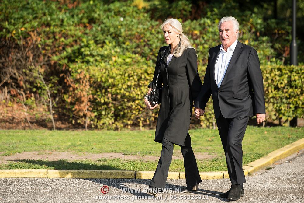 NLD/Leusden/20181005 - Bn-ers nemen afscheid van Koos Alberts, Marga Bult en partner Ludo Voeten