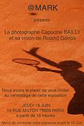 Monday June 2nd 2008. Roland Garros. Paris, France. <br /> Gael MONFILS against Ivan LJUBICIC.<br /> Round of 16 (4th Round).
