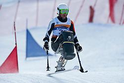 HANFSTINGL Franz, GER, Team Event, 2013 IPC Alpine Skiing World Championships, La Molina, Spain