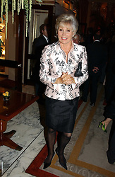 ANGELA RIPPON at a party to celebrate the opening of The Bar at The Dorchester, Park Lane, London on 27th June 2006.<br /><br />NON EXCLUSIVE - WORLD RIGHTS