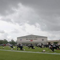 06-10-2014 New Orleans Saints Minicamp