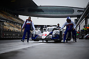 29th October - 1st November 2015. World Endurance Championship. 6 Hours of Shanghai.  Shanghai International Circuit, China. #1 TOYOTA RACING, TOYOTA TS 040 - HYBRID, Anthony DAVIDSON, Sébastien BUEMI, Kazuki NAKAJIMA