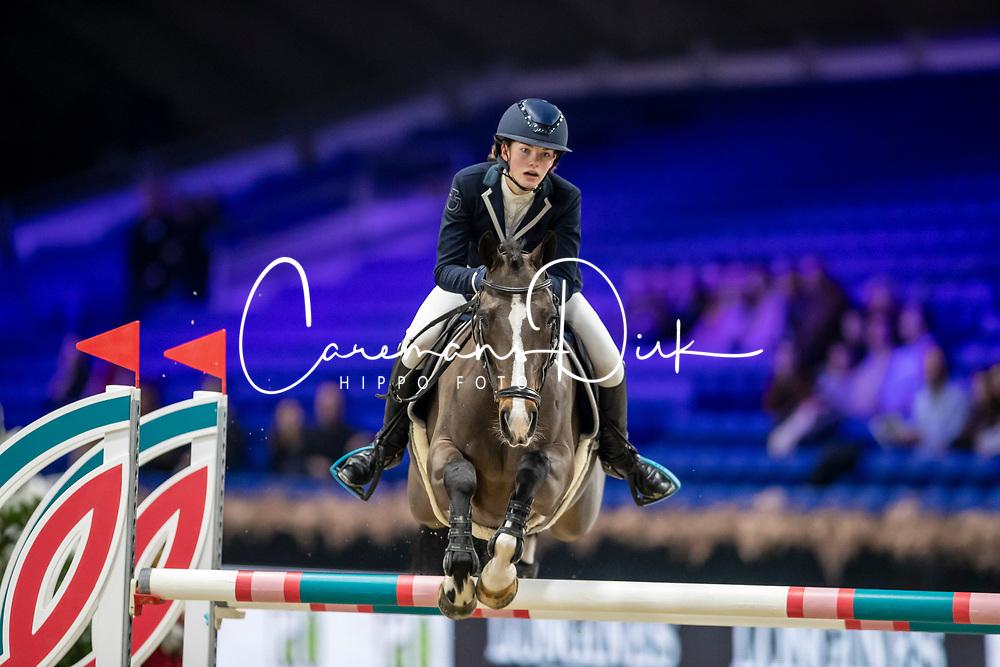Van Doorslaer Emma, BEL, Ottawa van het Verbrandgoed<br /> Jumping Mechelen 2019<br /> © Hippo Foto - Dirk Caremans<br />  27/12/2019