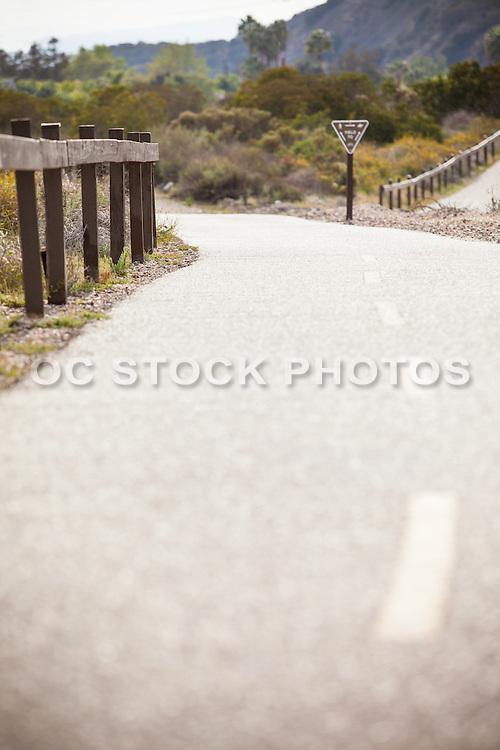 Paved Trail at Claremont Hills Wilderness Park