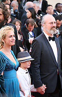 Sandrine Bonnaire and William Hurt at the Killing Them Softly gala screening at the 65th Cannes Film Festival France. Tuesday 22nd May 2012 in Cannes Film Festival, France.