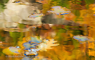 Autumn in Maine - Cadillac Pond
