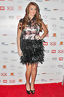LONDON - November 27: Billi Mucklow at the OK! Magazine - Christmas Party (Photo by Brett D. Cove)