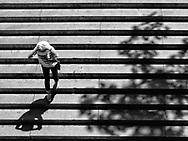 Bethesda Terrace, Central Park.