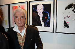 NICKY HASLAM at a private view of fashion art by David Downton as in-house artist at Caridge's , held at Claridge's Hotel, London on 13th September 2013.