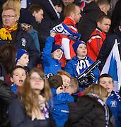 Scotland fans - Scotland v Denmark, International challenge match at Hampden Park<br /> <br />  - &copy; David Young - www.davidyoungphoto.co.uk - email: davidyoungphoto@gmail.com