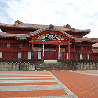The seat of the Ryukyu kingdom (15th ~ 19th century), Shuri castle was the center of power & leadership throughout the kingdom. It stands today as a historical monument to the cultural influence still observed to this day in this part of Asia.